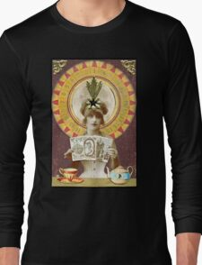 Wheel of Fortune Oracle Long Sleeve T-Shirt