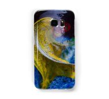 Inside Of a Globe OutSide Samsung Galaxy Case/Skin