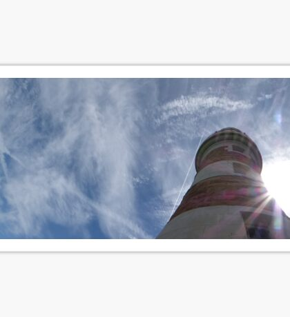 Lighthouse on Roker Pier Sticker