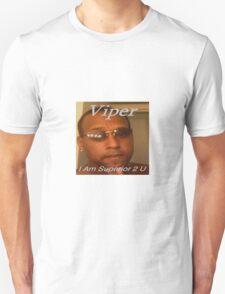 Viper The Rapper Unisex T-Shirt