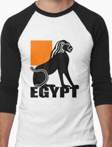 EGYPT Men's Baseball ¾ T-Shirt