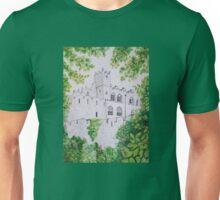 Castle Through the Trees Unisex T-Shirt