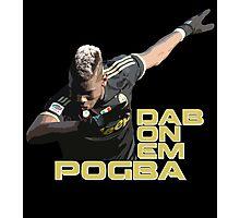 Dab PogBa Photographic Print