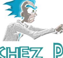 NEW SANCHEZ PARK - RICK MORTY Sticker