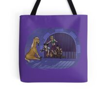 Xenites of the Caribbean Tote Bag