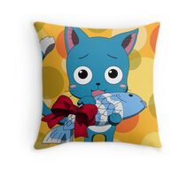 Happy Present Throw Pillow