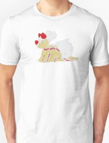 Shortcake Dino Unisex T-Shirt