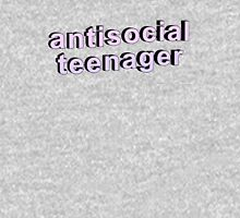 Antisocial Teenager Unisex T-Shirt
