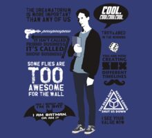 Abed Quotes by vestigator