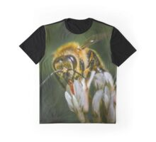 Bee at work Graphic T-Shirt