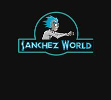NEW SANCHEZ WORLD - RICK MORTY Unisex T-Shirt