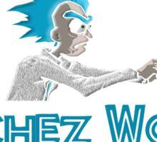 NEW SANCHEZ WORLD - RICK MORTY Sticker