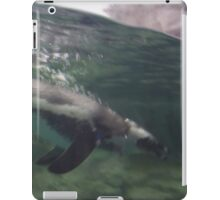 Diving Penquin iPad Case/Skin