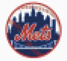 Pixelated Mets by jlev1130
