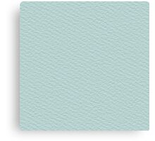 turquoise paper Canvas Print