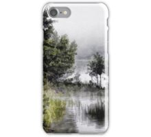 water scape iPhone Case/Skin