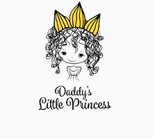 Daddy's Little Princess Women's Fitted V-Neck T-Shirt
