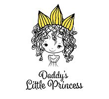 Daddy's Little Princess Photographic Print