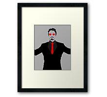 R D Jr (fanart) Framed Print