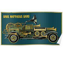 DAVE MATTHEWS BAND, PNC MUSIC PAVILION CHARLOTTE CHARLOTTE, NC Poster