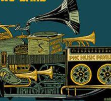 DAVE MATTHEWS BAND, PNC MUSIC PAVILION CHARLOTTE CHARLOTTE, NC Sticker