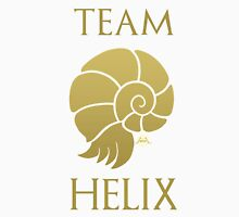 Team Helix - White Unisex T-Shirt