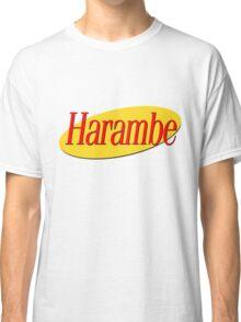 Harambe Seinfeld  Classic T-Shirt