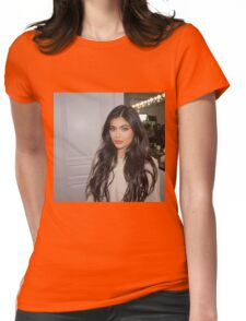 Kylie Ginger Womens Fitted T-Shirt