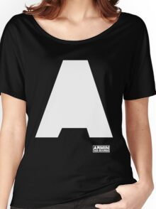 Amin Van Buuren logo A white - shirt - state of trance Women's Relaxed Fit T-Shirt
