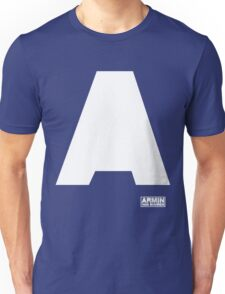 Amin Van Buuren logo A white - shirt - state of trance Unisex T-Shirt