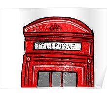 'London Calling' Poster