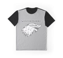 John Snow's banner Graphic T-Shirt