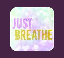Just Breathe Bokeh Unisex T-Shirt
