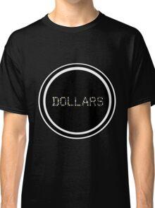 Durarara!! Dollars Logo Classic T-Shirt