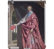 Cardinal Richelieu iPad Case/Skin