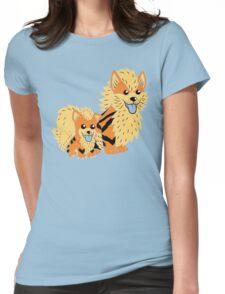 Corginine! Womens Fitted T-Shirt
