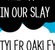 The Sass In Our Slay Tyler Oakley Sticker