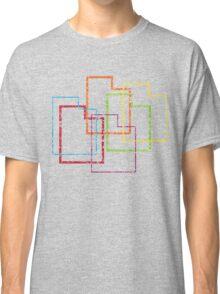 utah pride blur Classic T-Shirt