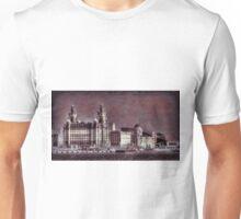 the three graces Unisex T-Shirt
