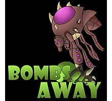 Baneling bombs Photographic Print