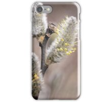Pussy Willow iPhone Case/Skin