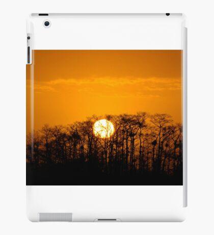 """Everglades Sunrise"" iPad Case/Skin"