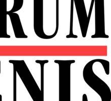 Drumpf Penis - Make America Hilarious Again Sticker