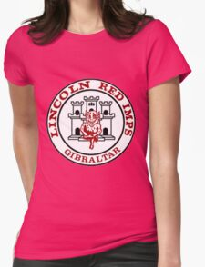 Lincoln Red Imps Womens Fitted T-Shirt