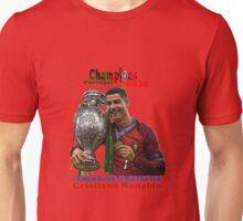 RONALDO EURO 2016 Unisex T-Shirt