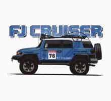 FJ Cruiser Baby Tee