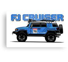 FJ Cruiser Canvas Print