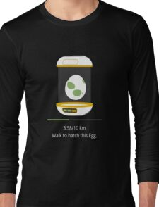 Pokemon Egg Long Sleeve T-Shirt