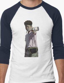 Rich Chigga - I don't give a f**k Men's Baseball ¾ T-Shirt