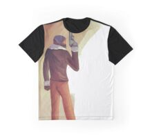 The Lone Wanderer Graphic T-Shirt